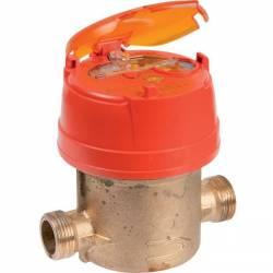 compteur divisionnaire volumétrique aquadis+ eau chaude Itron
