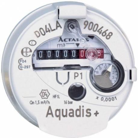compteur divisionnaire aquadis+ eau froide Itron