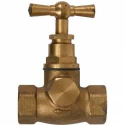 robinet d'arrêt 2 bouchons ff 12x17
