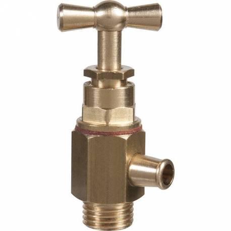 robinet purgeur à bec 12x17