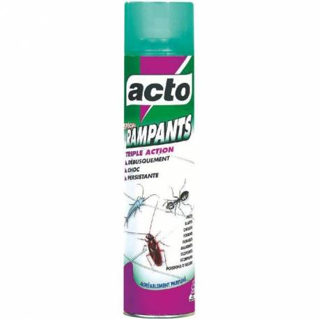 anti rampants contenance 400 ml
