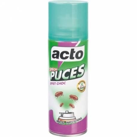 Anti puces en aérosol 200 ml