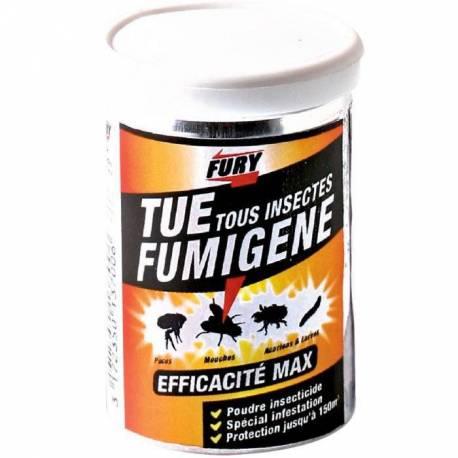 Fumigène anti insectes 150 m2