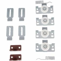 Kit de garniture slide line 56  2 portes Hettich