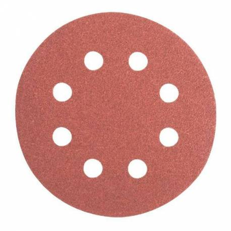 Disque abrasif Ø 115 mm grain de 80  x5 disques