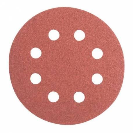 Disque abrasif Ø 115 mm grain de 120   x5 disques