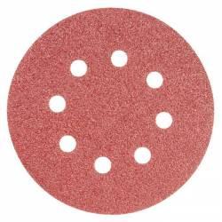 Disque auto-agrippant Ø 125 mm grain de 40   x10 disques