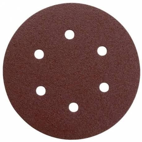 Disque auto-agrippant Ø 150 mm grain de 40   x5 disques
