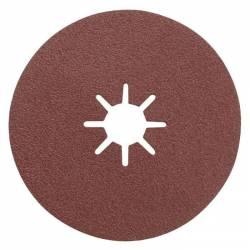 Disque abrasif Ø 180 x 22 grain de 80  x 3 disques