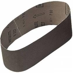 Bande abrasive 100 x 610 mm grain de 40  x 3 bandes