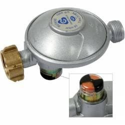 Détendeur avec indicateur de niveau butane 1,3 kg/h