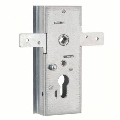 serrure de garage ou volet ou porte basculante WWS serrure horizontale