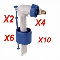 Robinet flotteur de wc modèle facile à installer et silencieux SIDER