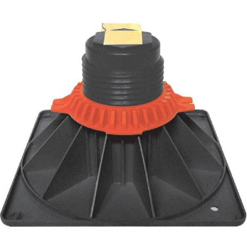 pied de sur l vation de bac douche r glable avec adh sif sanilandes. Black Bedroom Furniture Sets. Home Design Ideas