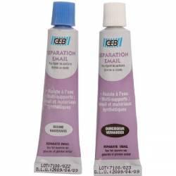Etanchéité sanitaire Sanipate de marque GEB 2 composants 40 g