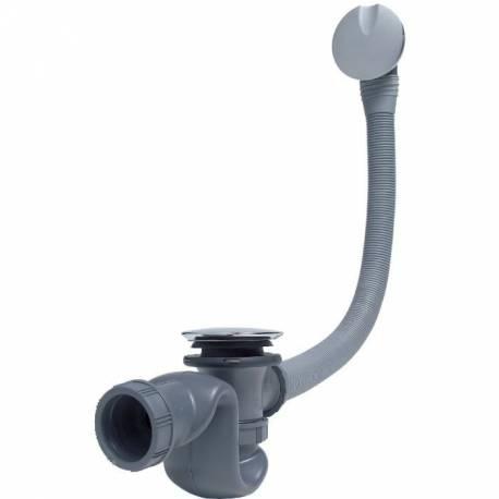vidage baignoire a câble WIRQUIN PRO gros débit de 62 L/mn