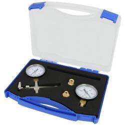 mallette réglage pompe fioul valise fioul pression