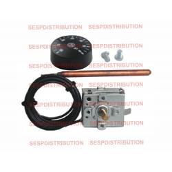thermostat aquastat IMIT TR 2 réf 9335 de 0°à 86/90°C souflerie