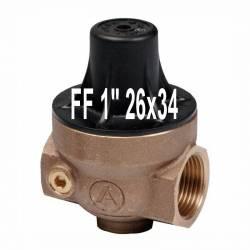 """réducteur de pression 1"""" 26x34  ISOBAR +CC marque ITRON"""