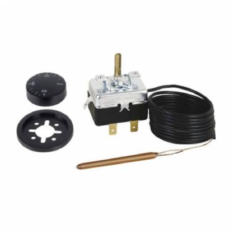 aquastat thermostat à bulbe cuivre