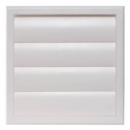 Grille d'aération RENSON grille de façade à volets PVC