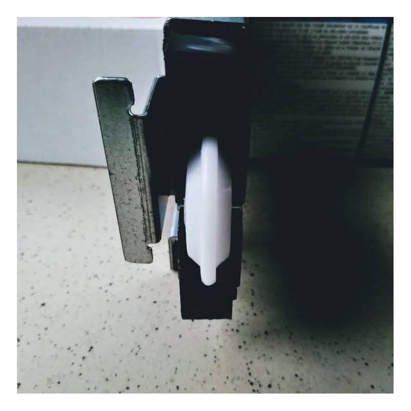 roulette sifisa pour porte de placard coulissante galet. Black Bedroom Furniture Sets. Home Design Ideas