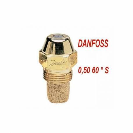 gicleur DANFOSS Type S  0,50 60° S lot de 2 gicleurs