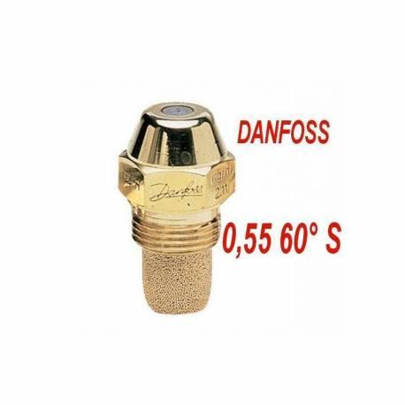 gicleur DANFOSS Type S  0,55 60° S 030F6910