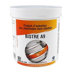 BISTRE A9 entretien des poêl et cheminée débistreur lot de 2 pots