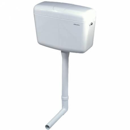 réservoir CLARA AZ 500 modèle bas semi haut pour WC