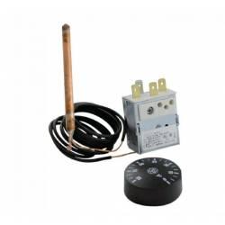 thermostat aquastat IMIT TR 2 réf 9335 de 0°à 90°C chaudière souflerie