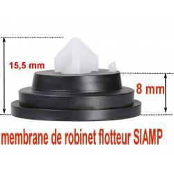 Pièce détachée de robinet flotteur SIAMP 95/99 membrane + insert