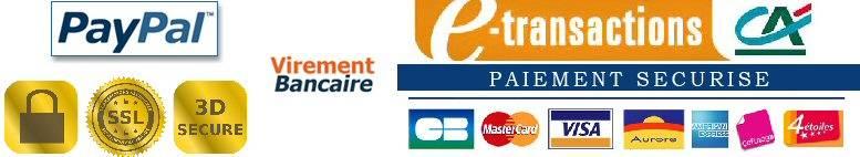 paiement sécurisé 3D sécure Crédit agricole paybox sanilandes